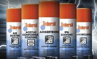 Силіконові та безсиліконові змазки британської марки Ambersil