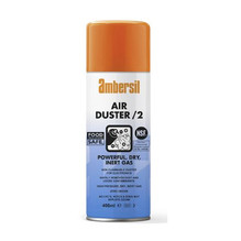 Inert , environmentall y neutral dust remover Duster one