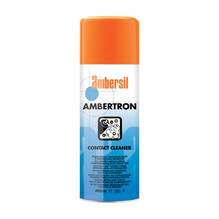 Ultra pure contact cleaner Ambertron