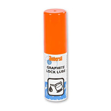 Graphite lock lube