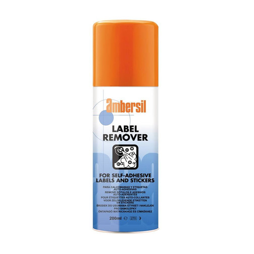 Cleaner Label Remover
