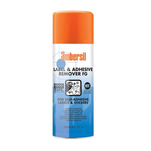 Засіб для видалення клею і харчової етикетки Label&Adhesive Remover FG  (арт. 30254)