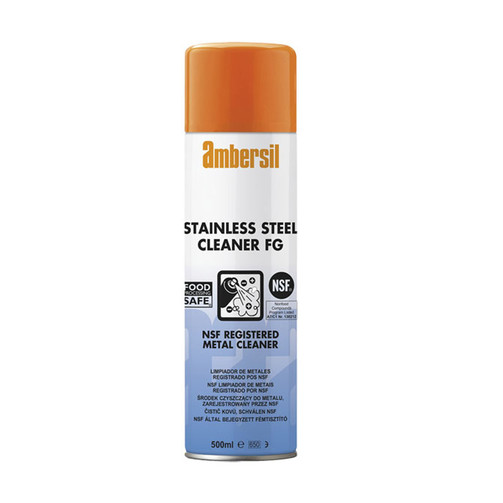 Очиститель Stainless Steel Cleaner FG