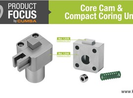 Compact Coring Unit from CUMSA