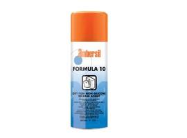 Silicone-free separator Formula 10 for thermosetting plastics