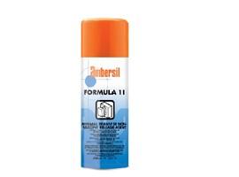Minimal transfer non-silicone release agent Formula 11