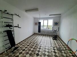Новий тренажерний зал для співробітників компанії КВОТА