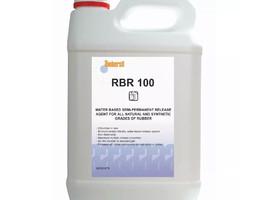 Применение резины в производстве и использовании средства RBR 100 для ее лучшего отставание от пресс-форм