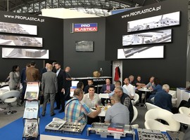 "From May 25 to 28, 2019, an international exhibition ""PLASTPOL"" took place. (Kielce, Poland)"