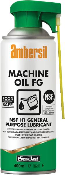 MACHINE OIL FG